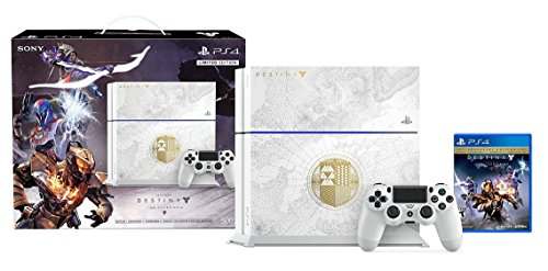 PlayStation 4 500GB Console – Destiny: The Taken King Limited Edition Bundle