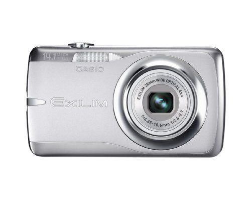Casio EX-Z550 14.1MP Digital Camera with 4x Wide Angle Zoom with CCD Shift Im...