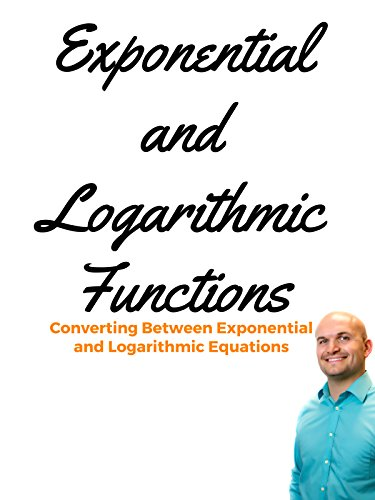 Master Converting between exponential and logarithmic equations