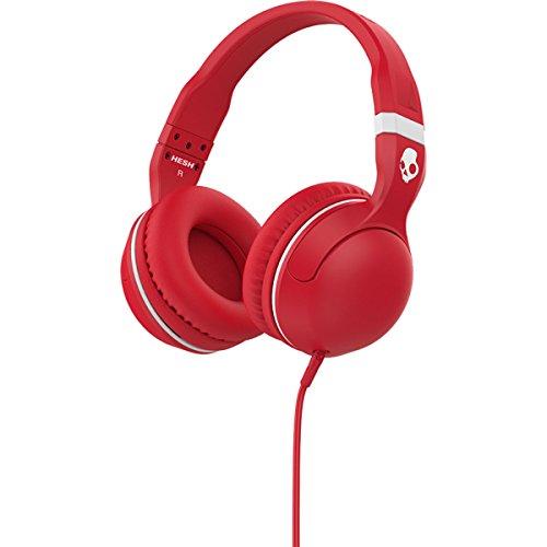 Skullcandy Hesh 2.0 Headphones With Mic Red/Black/White, One Size
