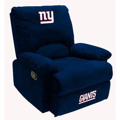New York Giants Recliner Giants Leather Recliner Giants