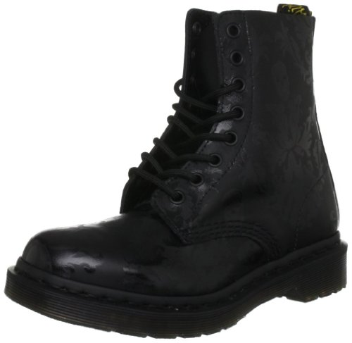 95fc6786fbf Best Review Dr. Martens Women's Cassidy 8 Eye Boot,Black/Black Softy ...