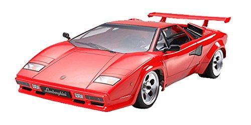 タミヤ タムテックギア組立てキットシリーズ No.5 タムテックギア 1/12 ランボルギーニ カウンタック LP500S 57105