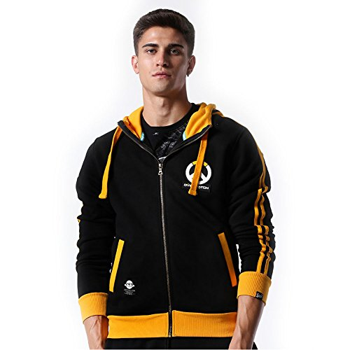 Overwatch Logo Zip Up Hoodie