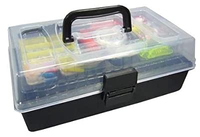Fishing Gear Rod Supplies Sporting Game Tackle Kit Box 101-piece