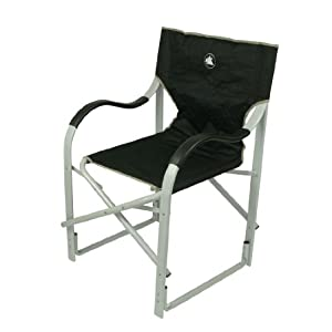 10T Outdoor Equipment Folding Director 39 S Chair Alloy Black