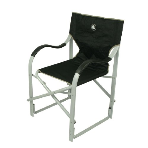 10T-Alloydirector-Alu-Camping-Stuhl-Regiestuhl-mit-Armlehnen-faltbar-3900g-leicht