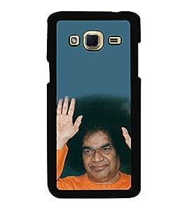 Printvisa Ultra Sathya Sai Baba 2D Hard Polycarbonate Designer Back Case Cover for Samsung Ga...