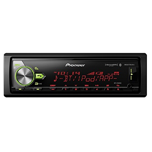 Pioneer MVH-X580BS Digital Media Receiver with Enhanced Audio Functions
