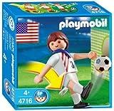 プレイモービル アメリカ選手 4716