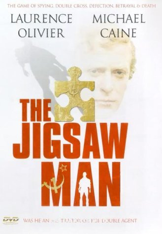 The Jigsaw Man Cover