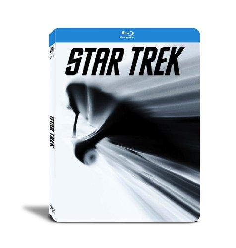 【Amazon限定】 スター・トレック  スチールブック仕様ブルーレイ 【1,500セット限定生産】 [Blu-ray]