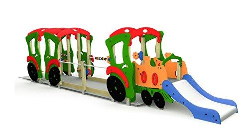 Behindertengerechte Spielplatzinstallation ZUG III für öffentliche Spielplätze & Einrichtungen online kaufen