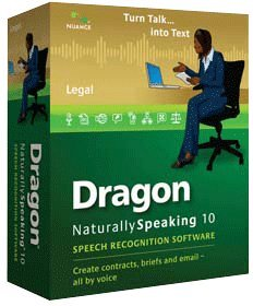 Ed State & Local Dragon Naturallyspeaking Legal 10