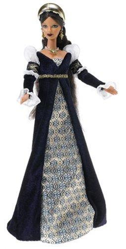 Muñecas del Mundo: la Princesa de la Barbie del renacimiento