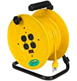 Alert Stamping 7080M 80-Feet Manual Cord Reel