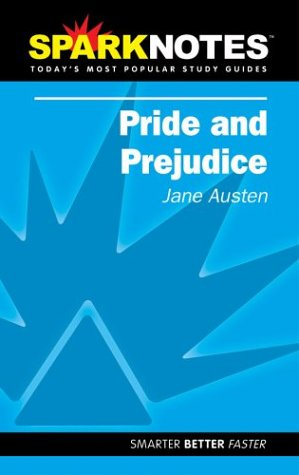 Pride and Prejudice (SparkNotes Literature Guide) (SparkNotes Literature Guide Series)