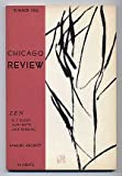 Chicago Review. Volume 12, Number 2. Summer 1958