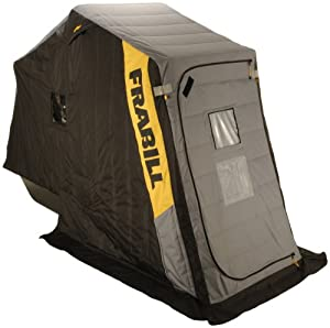 Frabill R2 - Tec Thermal Commando Ice Shelter by Frabill