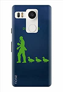 Noise Printed Back Cover Case for LG Nexus 5X