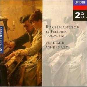 Rachmaninov: 24 Preludes/Piano Sonata No.2
