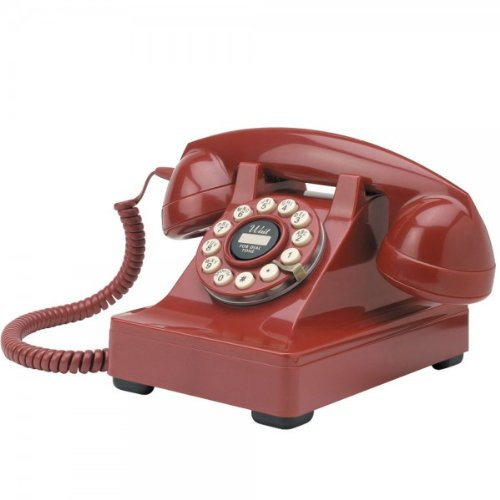 Phone series 302 Red image