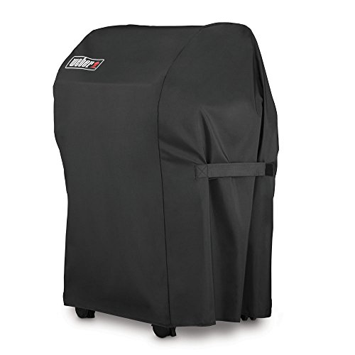 weber 7105 grill cover with storage bag for spirit 210 series gas grills the lawn garden. Black Bedroom Furniture Sets. Home Design Ideas