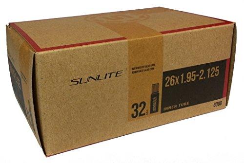 Tube, 26 x 1.95-2.125 32mm SCHRADER Valve, Sunlite, Mountain or Cruiser