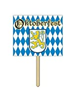 Beistle - 57482 - Oktoberfest Yard Sign - Pack of 6 from The Beistle Co.