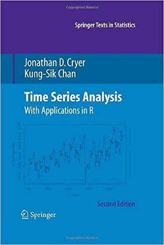 Time Series Analysis (Springer Texts in Statistics)