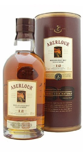 Aberlour 12 Year Old Double Cask Matured Single Malt Whisky