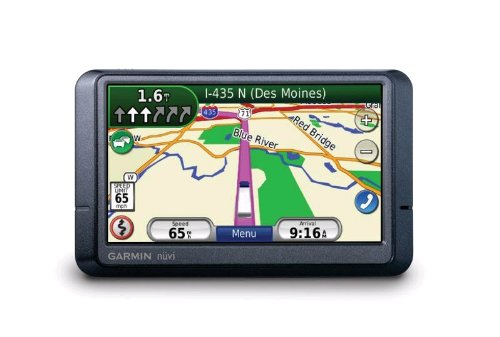 Garmin nuvi 465/465T 4.3-Inch Widescreen Bluetooth Trucking GPS Navigator