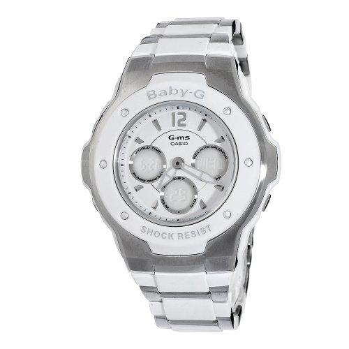Casio Women's MSG300C-7B1 Baby-G G-MS Cool and Tough Ana-Digi Watch