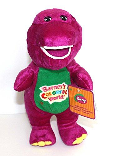 "Barney Dinosaur Plush Musical Singing""I Love You"" (12'') front-1062502"