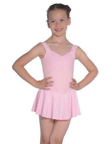 Roch Valley Emilie ärmelloses Ballett Trikot aus mattem Lycra