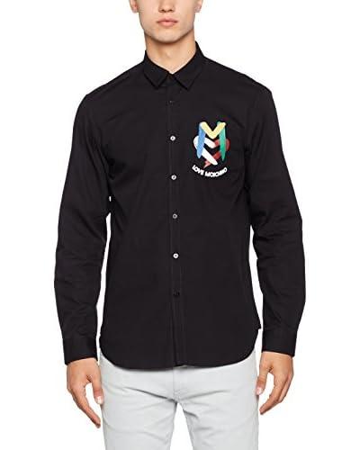 Love Moschino Camicia Uomo [Bianco]