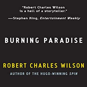 Burning Paradise Audiobook