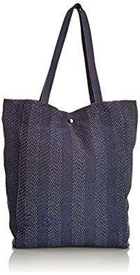 Esprit Womens Enya Tote 054EA1O050 Viola Blue