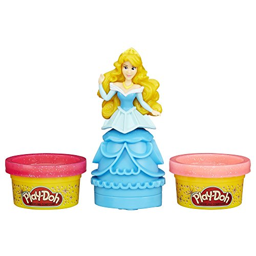 Play-Doh Mix 'n Match Figure Featuring Disney Princess Aurora - 1