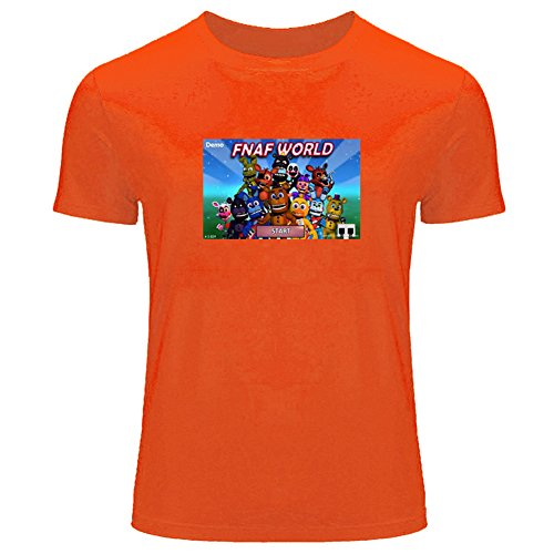 Five Nights at Freddy's For Boys Girls T-shirt Tee Outlet
