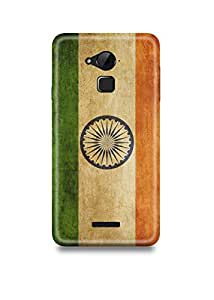 Indian Flag Coolpad Note 3 Case