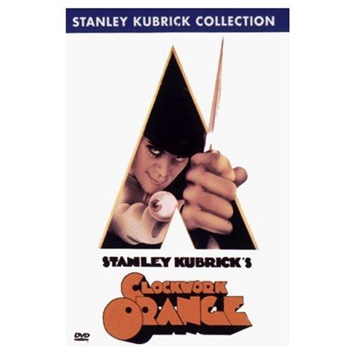 A Clockwork Orange [DVD] [1972] by Malcolm McDowell