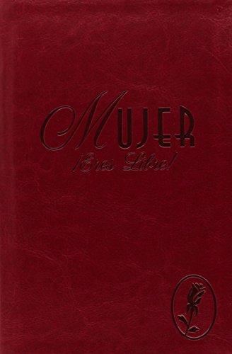 Biblia Mujer ¡Eres libre! (Spanish Edition)