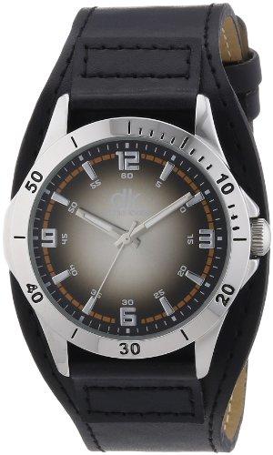 daniel khone Herren-Armbanduhr XL Young Man Analog Quarz Leder DKGA-90307-22L