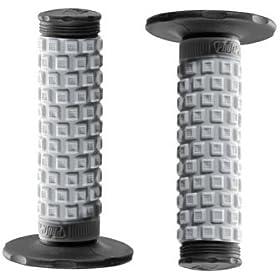 New Pro Taper Pillow Top Grips Black//Grey//Blk 125 250 450 Dirt Bike 024858 MX