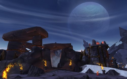 World of Warcraft: Warlords of Draenor  galerija