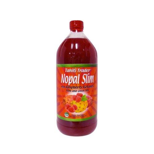 Tahiti Trader Nopal Slim Juice