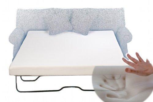 Eco Mattress Store Sleeper Sofa Memory Foam Mattress Queen 60 x 72 x 4.5
