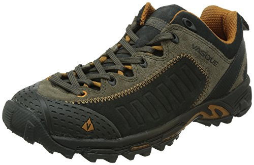 Vasque Men's Juxt Multisport Shoe,Peat/Sudan Brown,9.5 M