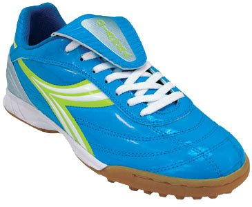 Diadora Women's Evento Lace Up Sneakers,Blue,7 M